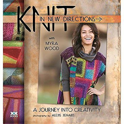 Knit In New Directions Wood  Myra 9781933064284