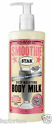 Soap & Glory Smoothie Star Deep Moisture Body Milk Lotion 500ml