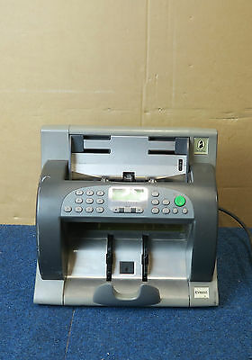 DeLaRue (Talaris) EV 8650 Fast Banknote Note Currency Counter IR Size Detection