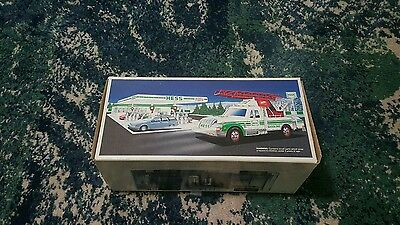 1994 Hess Toy Rescue Fire Truck