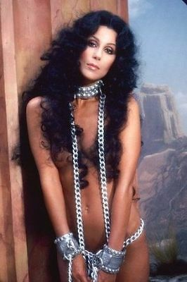 Cher - Personally Owned/Worn Sexy Top w/COA from Star Wares