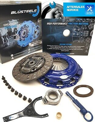 Blüsteele HEAVY DUTY clutch kit for NISSAN navara D22 2.5l YD25DDT