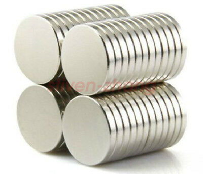 Top Neodymium Strong Useful Magnet Round Disc Rare Earth N50 Grade 5mm x 6mm