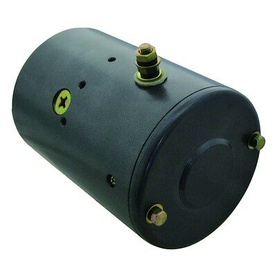 New Pump Motor Monarch JS Barnes WASPA Haldex Monarch Boss Plow
