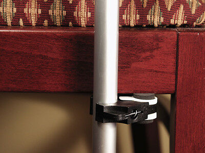 Cane Clip - Chair or Table Cane Holder