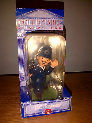 P.C. Pinkerton Collectable CHARACTERS Popeye the Sailor Man BAN DAI RARE 1990