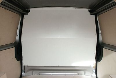 Van Guard Full Solid Steel Security Bulkhead for Citroen Dispatch (07-16)