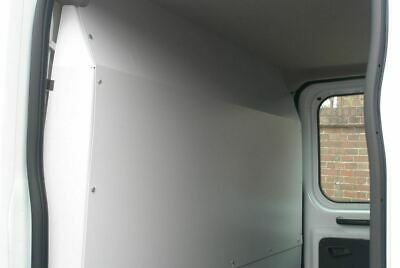 Van Guard Full Solid Steel Bulkhead for Ford Transit MK8 (2014 on) [Double Cab]