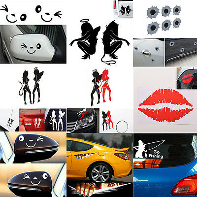 26 Styles Car Stickers Car Auto Truck Styling Decorations Window Decal Sticker