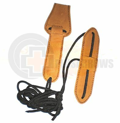Leather Bow Stringer For Archery Recurve Bows