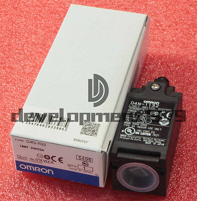 1Pcs Omron Limit Switch D4N-1132 New In Box