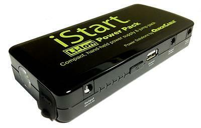 iStart Li-Ion Portable Power Pack 604039