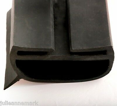 INDUSTRIAL WRAP AROUND ROLLER SHUTTER RUBBER DOOR SEAL (Great Prices)