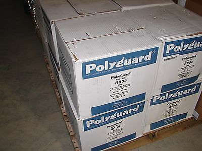 "Polyguard RD-6 Pipe Corrosion Prevention Coating Tape 2"" & 4"" x 50' (10 Cases)"
