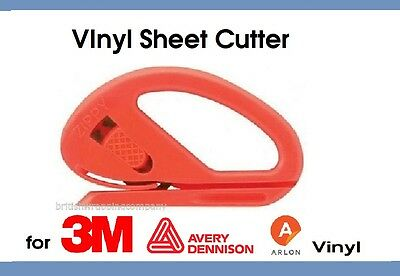 Snitty Cutter Tool For 3M Vinyl Wrap / Vehicle Wrapping Tools