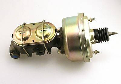 "7"" Brake Booster and Master Cylinder Combo 7001-11749 HOT ROD STREET ROD PARTS"