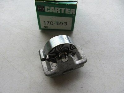 Carter 170-593 Carburetor Choke Thermostat 1971 1972 GM W/ ROCHESTER 4-BBL CARB.