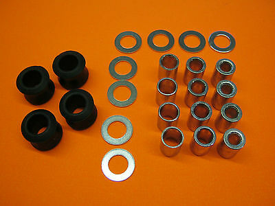 Shock Absorber Rubber Mounting Bush Bushes Kit Motorcycle Scooter Quad (000261)