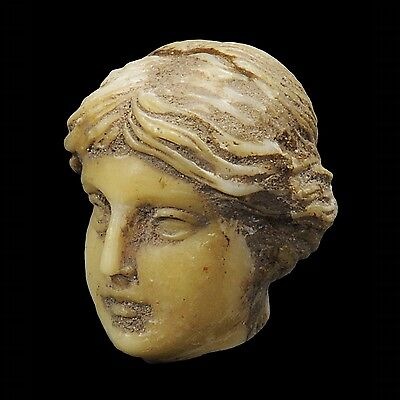 Aphrodite- Ancient Roman  Egyptian Head Of Aphrodite