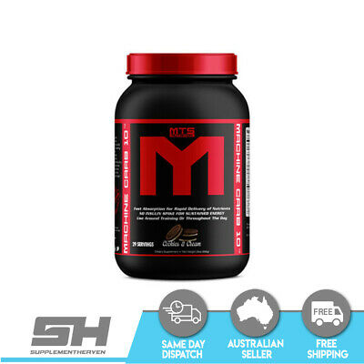 MTS Nutrition Carb 10 2lbs Cookies & Cream