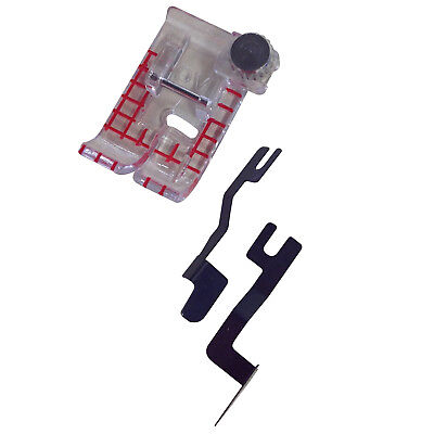 Janome Clear View Quilting Foot With Guide Foot Set For Cat D 9Mm   #202089005