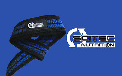 Scitec Nutrition Polsiere Palestra Body Building Stacchi Crossfit Lifting Strap