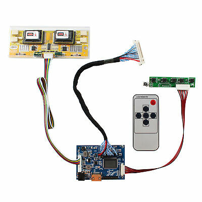 "HDMI LCD Controller Board For 17"" 19"" M170EG02 M190EN01 1280x1024 LCD Panel"