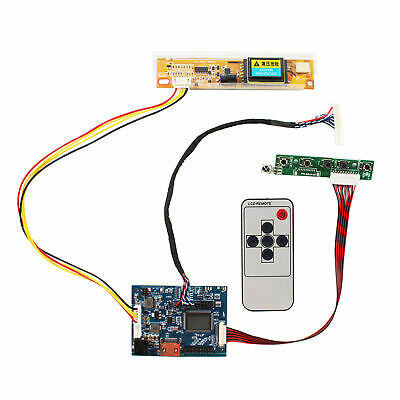 """HDMI LCD Controller Board  work for 15.4"""" LP154WX4 LTN154W1 1280x800 lcd panel"""