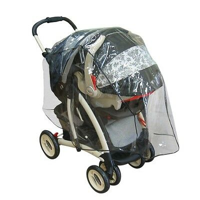 Jeep Travel System Weather Shield, Baby Stroller Protector, Plastic
