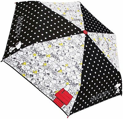 Peanuts Snoopy Folding Umbrella 90243 From Japan