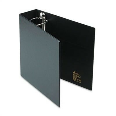 "Heavy-Duty Binder with One Touch EZD Rings, 3"" Capacity., Black"