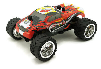 RC 2WD Monster Truck 1:20th 2.4GHz Digital Control