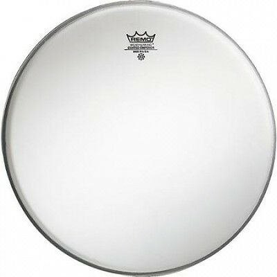 Remo Emperor Coated White Bass Drum Head 41cm. Delivery is Free