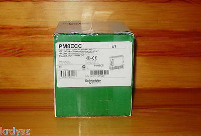 * NEW SEALED* Schneider PM8ECC PowerLogic Meter Ethernet Communications Card