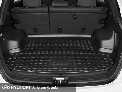 New Genuine Hyundai Tucson Rubber Cargo Liner Boot Mat Protector Part D3A40APH00