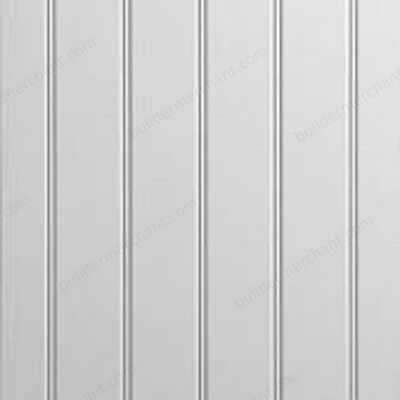Tongue & Groove MDF Wall Panels Grooved MDF Primed Bath Panel slatwall cladding