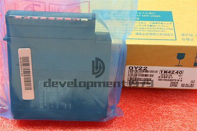Mitsubishi Output Unit QY22 NEW IN BOX