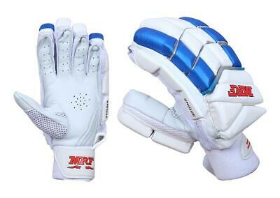 MRF Genius Unique (Dhawan Style) Batting Gloves - Player Grade RH/LH +Free Inner
