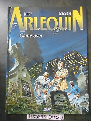 Eldoradodujeu > Bd - Arlequin 7 Game Over - Joker Eo 2005 Tbe-