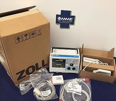 Zoll M Series Biphasic 3L, Pacing- Factory Packaged