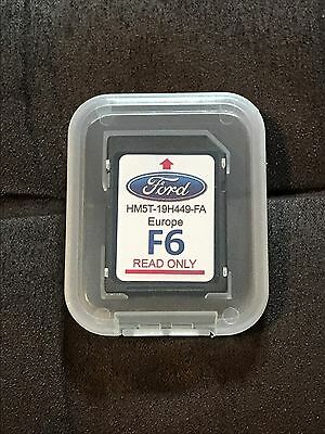 Ford F6 Sd Card Europe F6 Hm5T-19H449-Fa