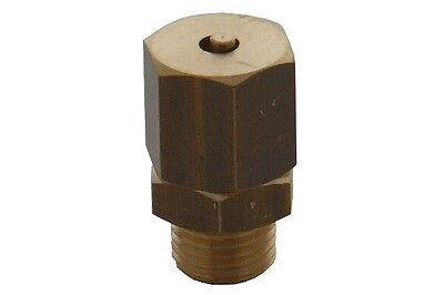 "ANTI VACUUM VALVE - TALL  1/4"" BSP  for espresso coffee machines"
