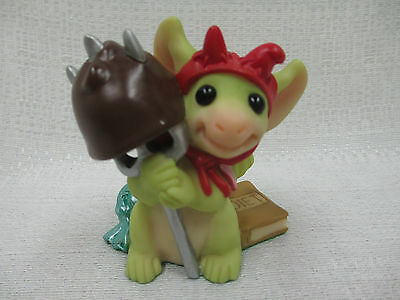 Whimsical World Of Pocket Dragons Diet Devil Real Musgrave NIB