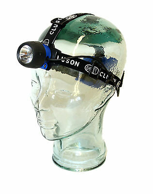 Clulite Hl10 Head-A-Lite Rechargeable Headtorch Torch (Ch)