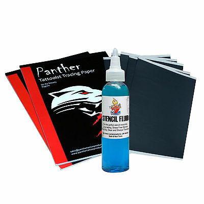 Tattoo transfer kit for making stencils - Tattoo Stencil Kit