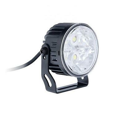 Universal Motorcycle LED Running Light Fog Lamp 530 Lumen