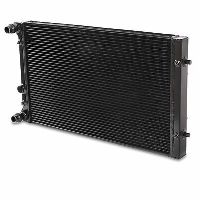 42Mm Black Edition Alloy Cooling Radiator Rad For Audi A3 Tt S3 1.8T Quattro