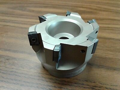 "3"" 90 degree indexable face shell mill,face milling cutter APKT #Z-2526-4025"