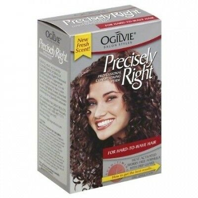 Ogilvie Salon Styles Perm, Professional Conditioning, For Hard-To-Wave-Hair, Fre