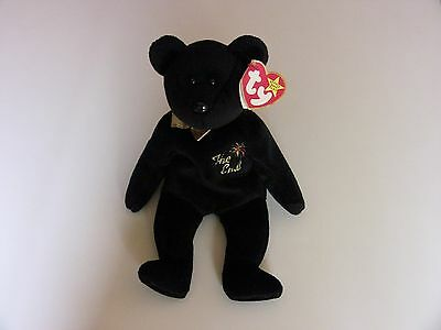Ty Beanie Baby The End The Bear RETIRED